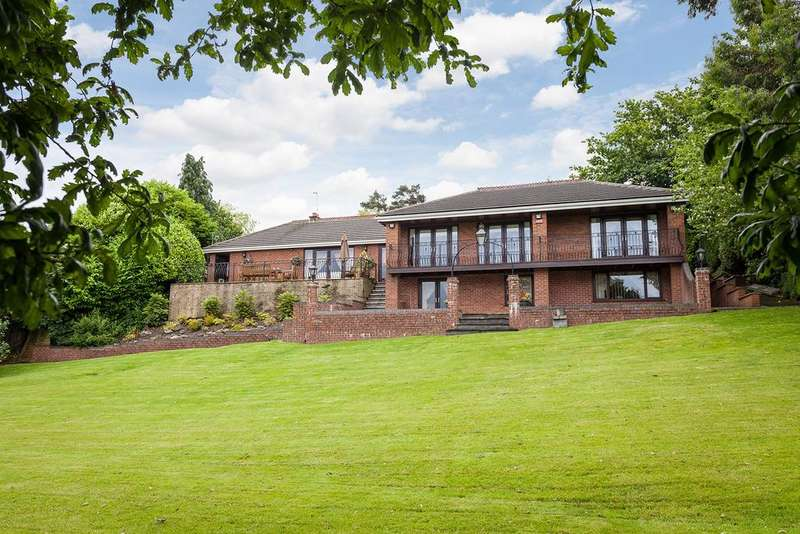 4 Bedrooms Detached House for sale in West Park, Gee Cross