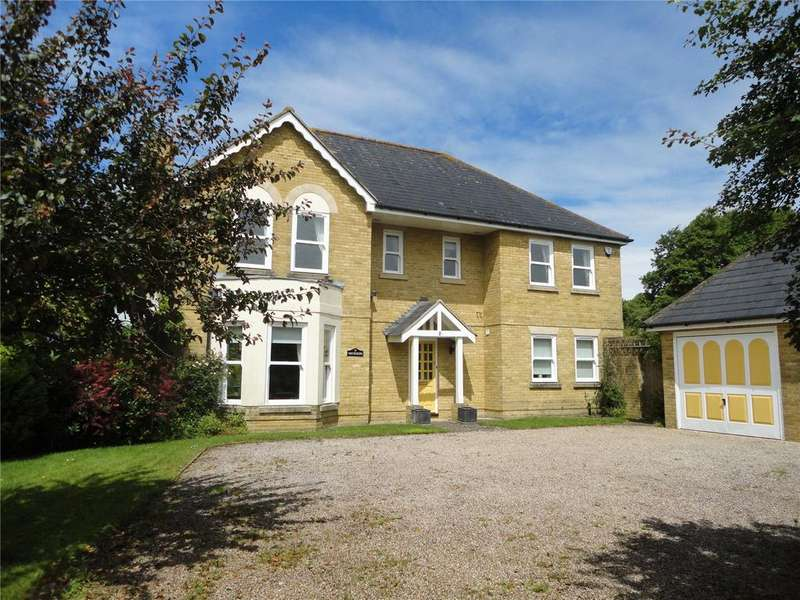 4 Bedrooms Detached House for sale in Orchard Field, Postling, Hythe, Kent, CT21