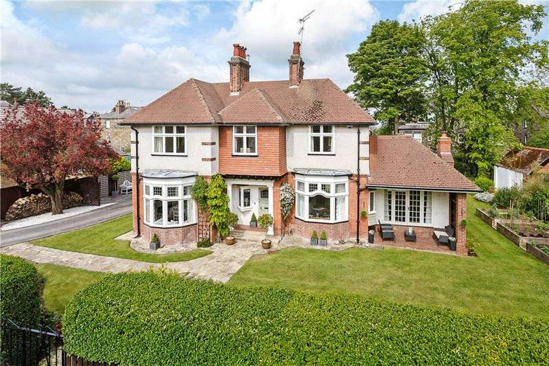 4 Bedrooms Detached House for sale in Margaret Road, Harrogate, North Yorkshire, HG2