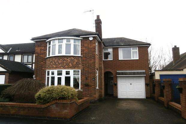 5 Bedrooms Detached House for sale in Amy Street, Leicester, LE3