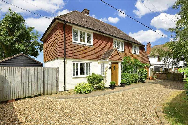 4 Bedrooms Detached House for sale in Stodmarsh Road, Canterbury, Kent, CT3