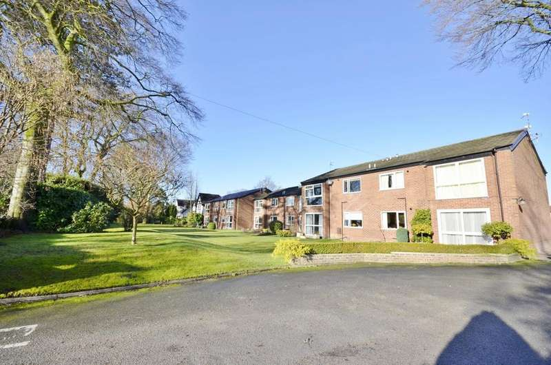 2 Bedrooms Apartment Flat for sale in Oakfield Court, Timperley, Altrincham
