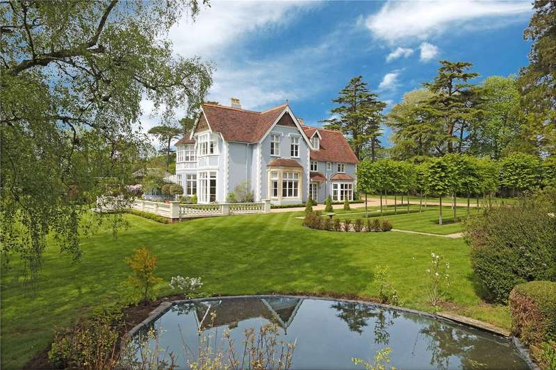 7 Bedrooms Detached House for rent in Beech Hill, Wadhurst, East Sussex, TN5