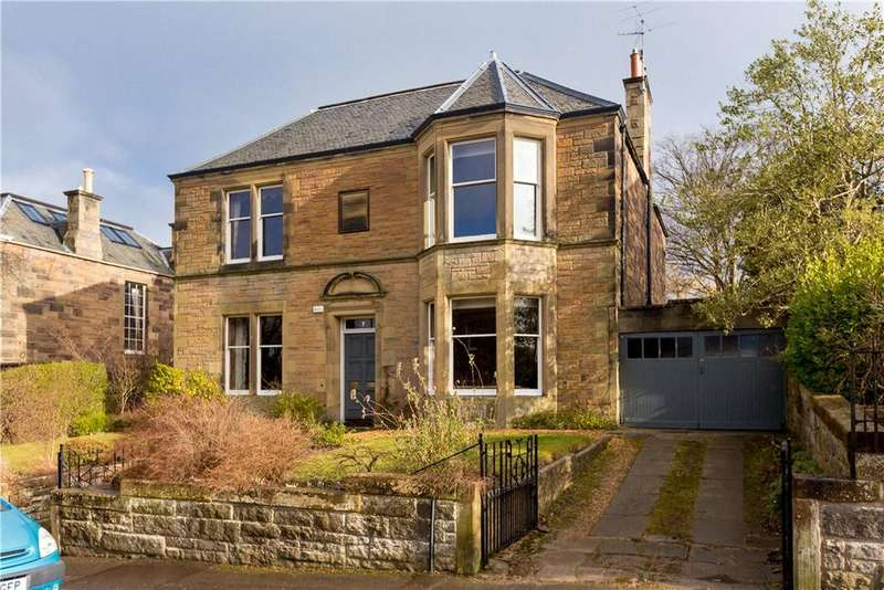 5 Bedrooms Detached House for sale in Corrennie Gardens, Morningside, Edinburgh, EH10