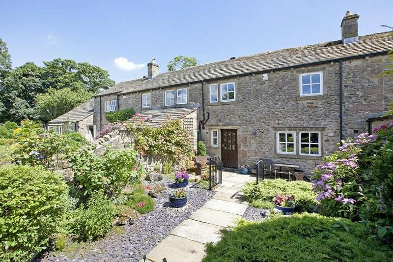 4 Bedrooms Barn Conversion Character Property for sale in Drinkall's Barn, Gargrave