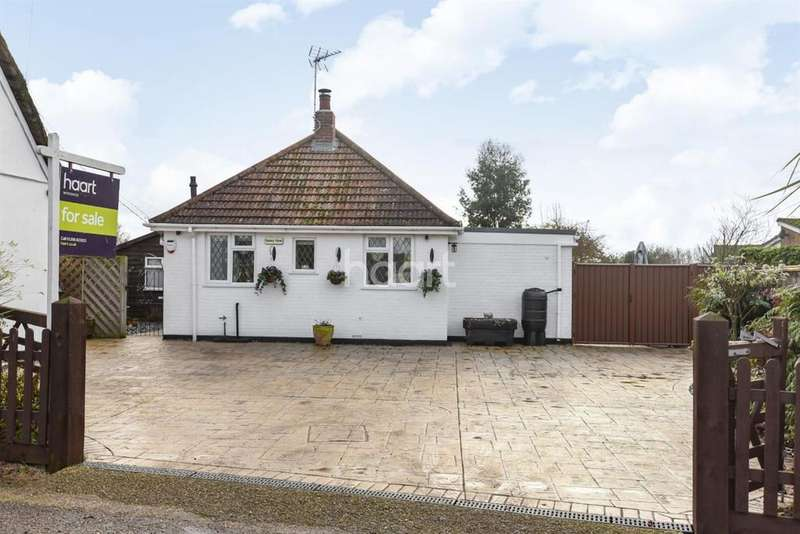 2 Bedrooms Bungalow for sale in Elmstead Market