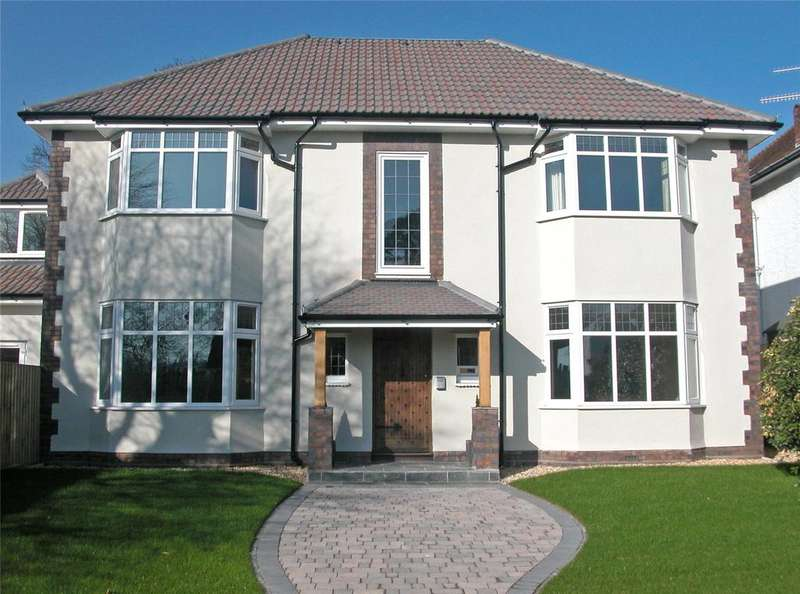 2 Bedrooms Apartment Flat for sale in Huntley Lodge, 144 Falcondale Road, Westbury-on-Trym, Bristol, BS9