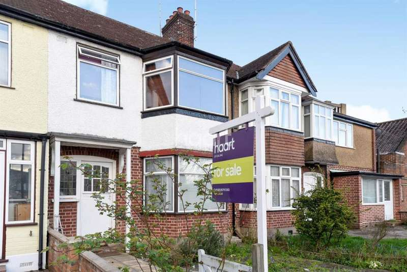 3 Bedrooms Terraced House for sale in Brentmead Gardens