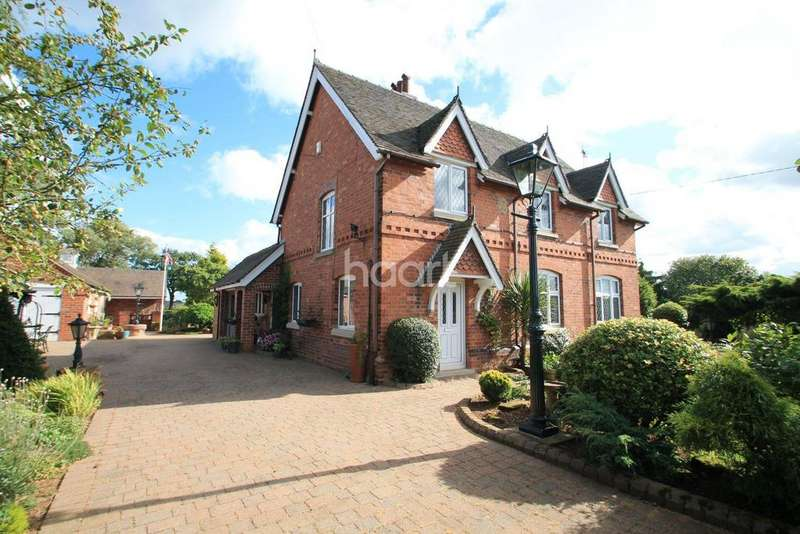 3 Bedrooms Cottage House for sale in Narrow Lane, Watnall