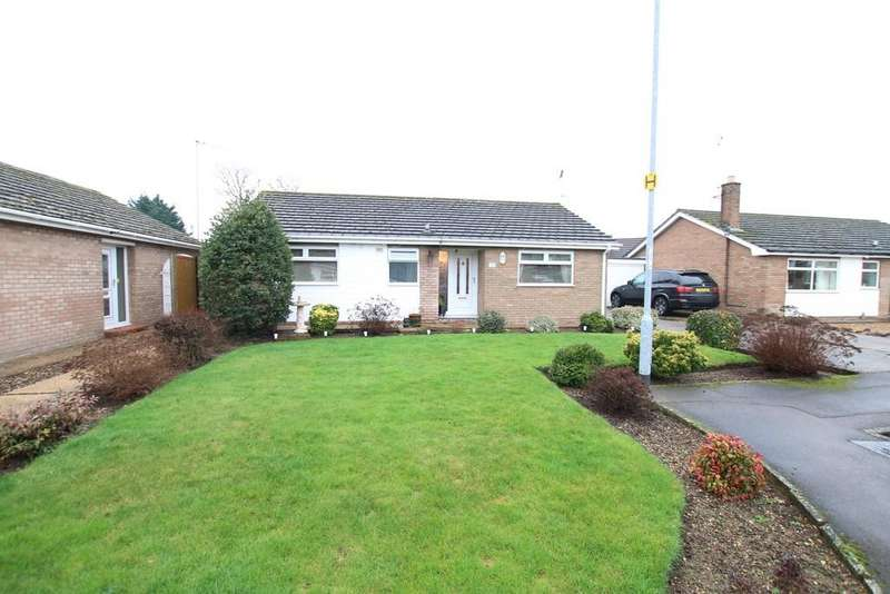 2 Bedrooms Detached Bungalow for sale in Woodside, Chatteris