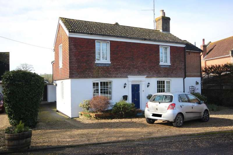 4 Bedrooms Detached House for sale in NETTON, SALISBURY, WILTSHIRE, SP4 6AW