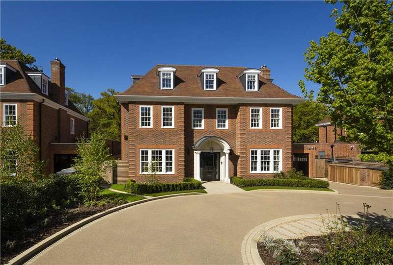 6 Bedrooms Detached House for sale in Ingram Avenue, Hampstead, London, NW11