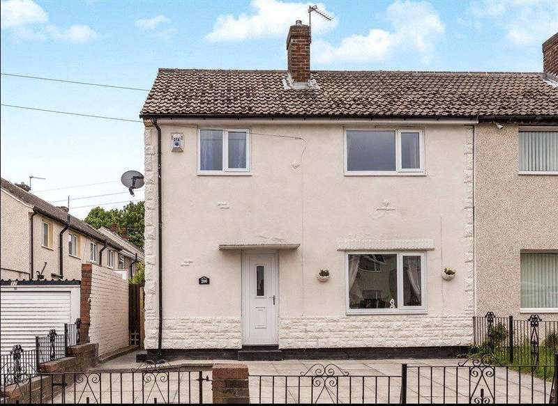 3 Bedrooms Terraced House for sale in Partridge Crescent, Dewsbury, West Yorkshire, WF12