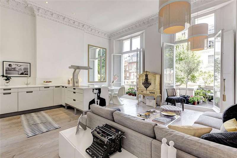 1 Bedroom Flat for sale in Warrington Crescent, Little Venice, London, W9