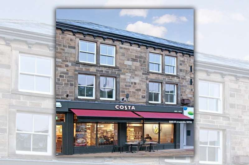 2 Bedrooms Apartment Flat for sale in Kirkgate, Otley