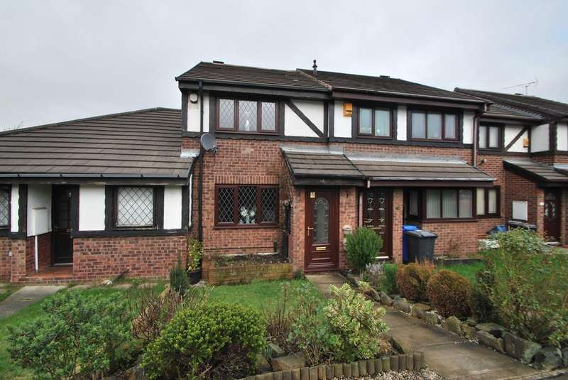 2 Bedrooms Town House for sale in Paterson Close Stocksbridge Sheffield