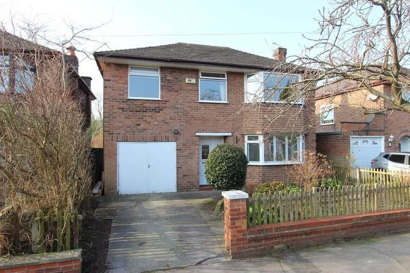 4 Bedrooms Detached House for sale in Gower Road, Heaton Chapel