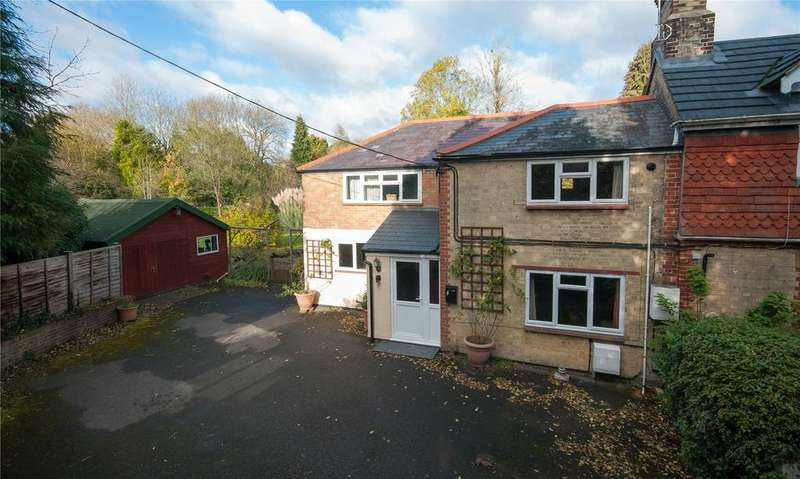 4 Bedrooms Semi Detached House for sale in St. Nicholas, Horsham Road, Mid Holmwood, Dorking, RH5