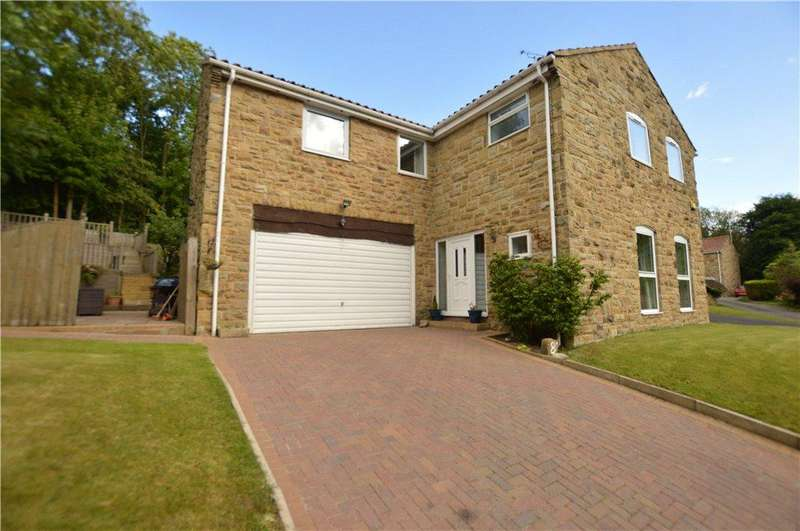 5 Bedrooms Detached House for sale in Cornmill Lane, Bardsey, Leeds
