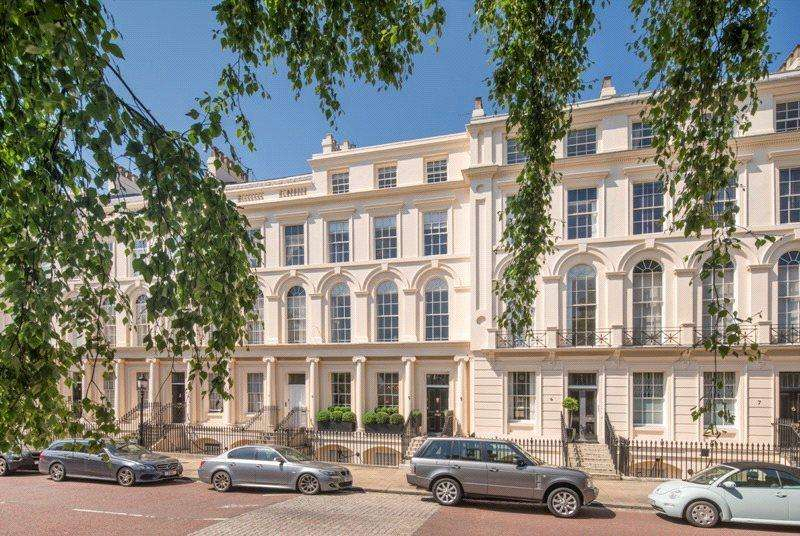 7 Bedrooms Terraced House for sale in Park Square West, Regent's Park, London, NW1