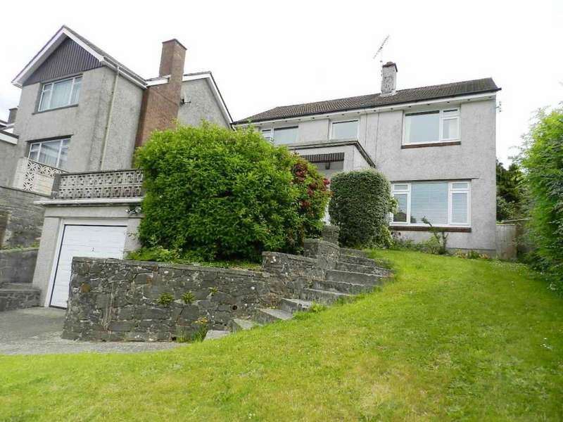 4 Bedrooms Detached House for sale in Park Road, Haverfordwest, Pembrokeshire