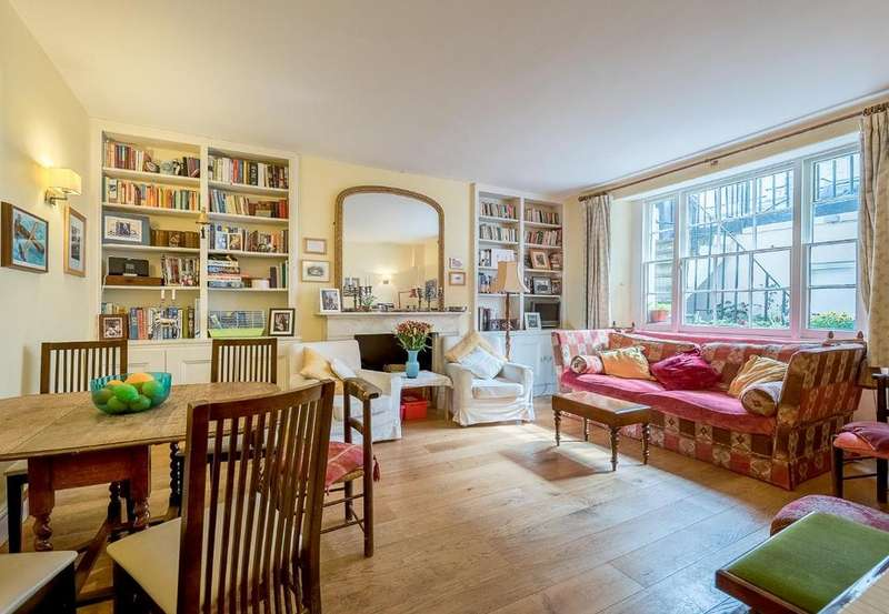 2 Bedrooms Flat for sale in ST GEORGES DRIVE, SW1V