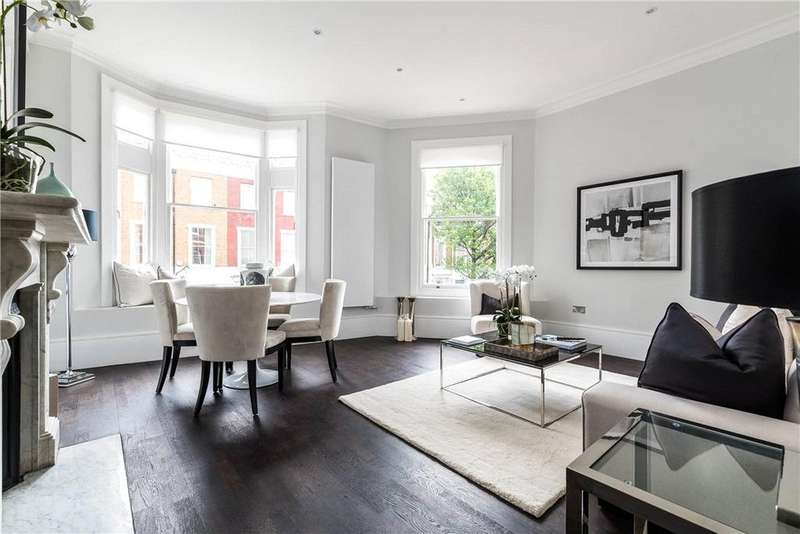 2 Bedrooms Flat for sale in Roland Mansions, Old Brompton Road, South Kensington, London, SW7