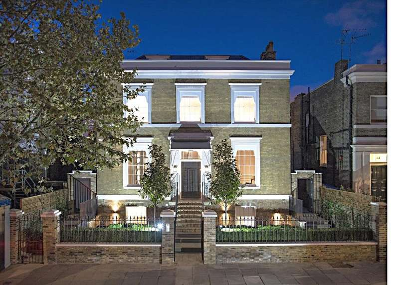 5 Bedrooms Detached House for sale in Hamilton Terrace, St John's Wood, London, NW8