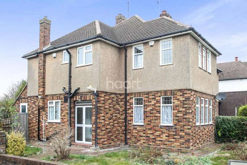 3 Bedrooms Semi Detached House for sale in Old Bedford Road Area