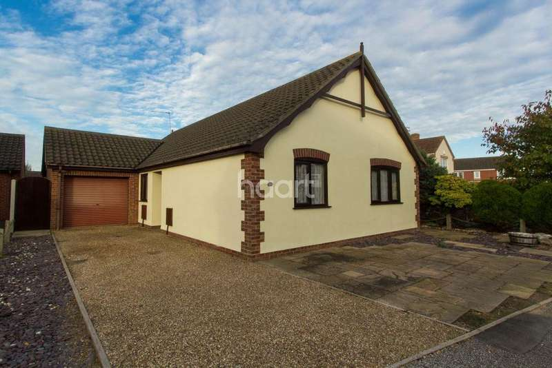 3 Bedrooms Bungalow for sale in Longbeach Drive, Carlton Colville