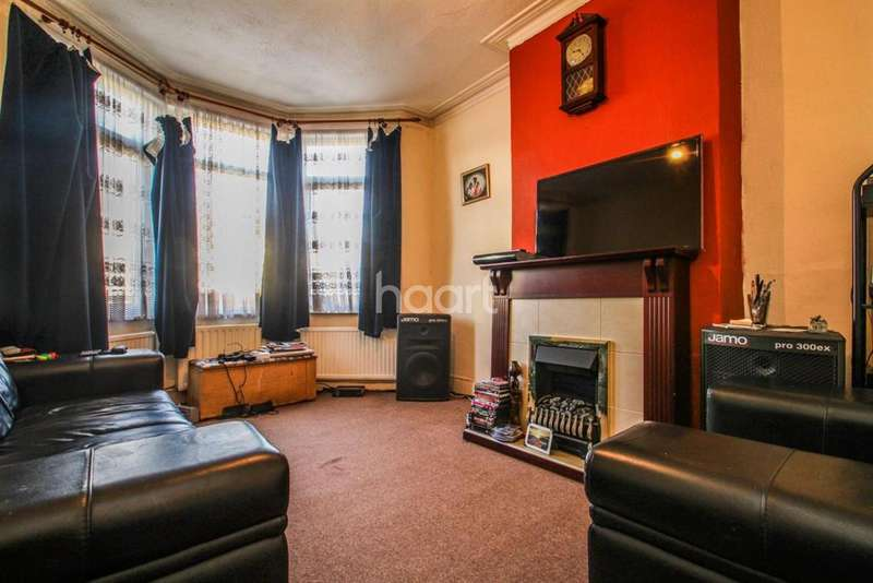3 Bedrooms Terraced House for sale in Canterbury Road, Croydon, CR0