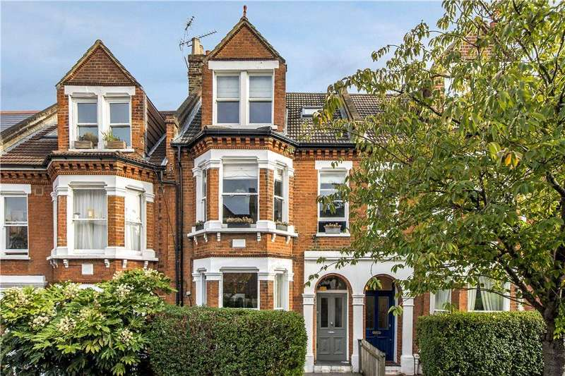 2 Bedrooms Flat for sale in Kestrel Avenue, London, SE24