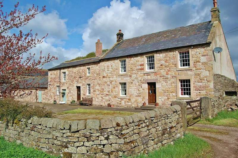 5 Bedrooms Farm House Character Property for sale in Gilsland, Brampton