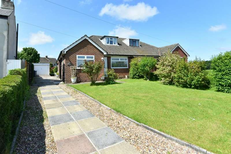 3 Bedrooms Semi Detached Bungalow for sale in Wyke Cop Road, Scarisbrick