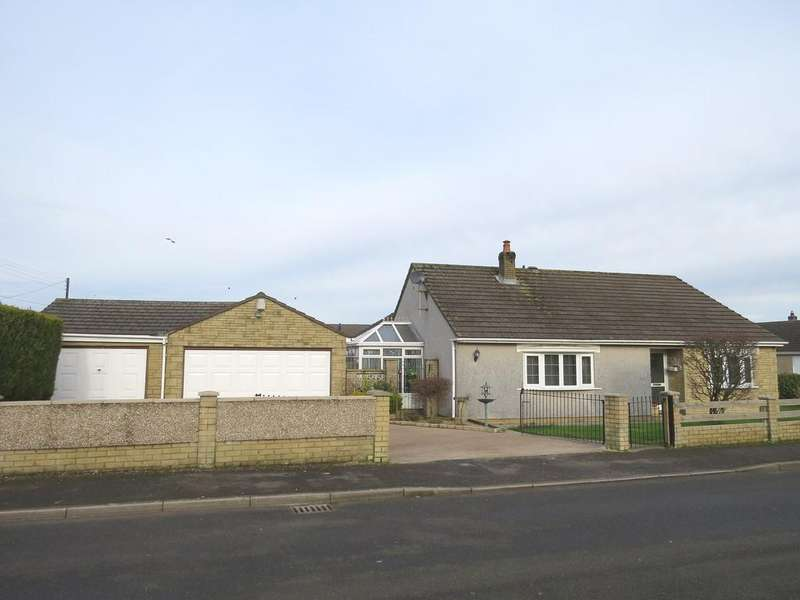 3 Bedrooms Detached Bungalow for sale in Pearson Close, Moor Row, Cumbria