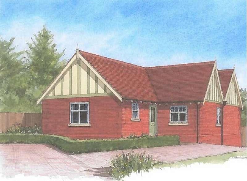 3 Bedrooms Detached Bungalow for sale in Chapel Lane, West Bergholt
