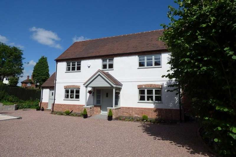 3 Bedrooms Detached House for sale in Walton On The Hill, Stafford