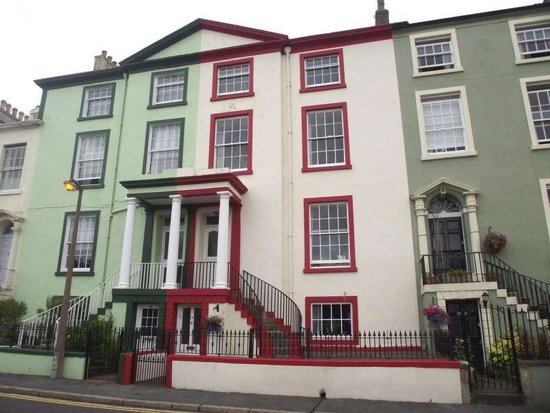 4 Bedrooms Terraced House for sale in Foxhouses Road, Whitehaven, Cumbria