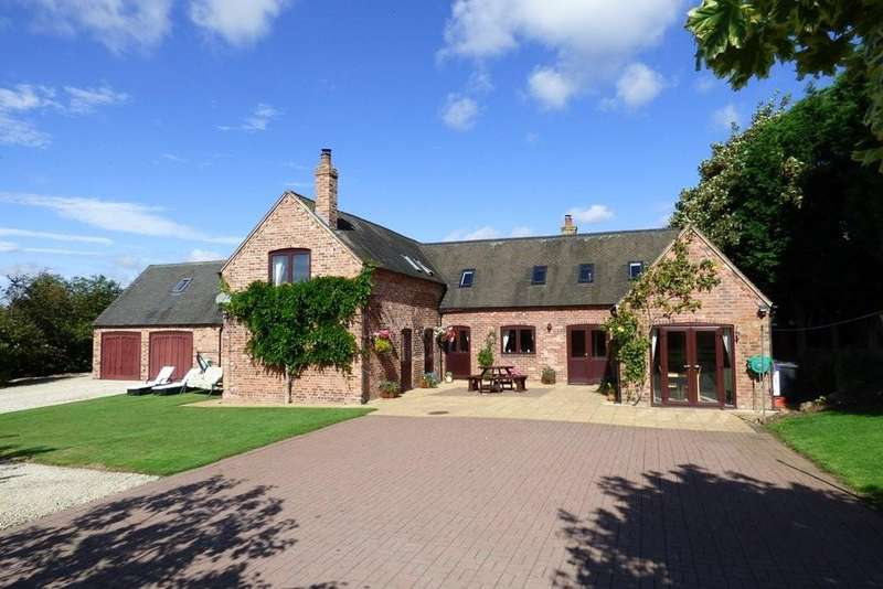 5 Bedrooms Barn Conversion Character Property for sale in Linton, Derbyshire