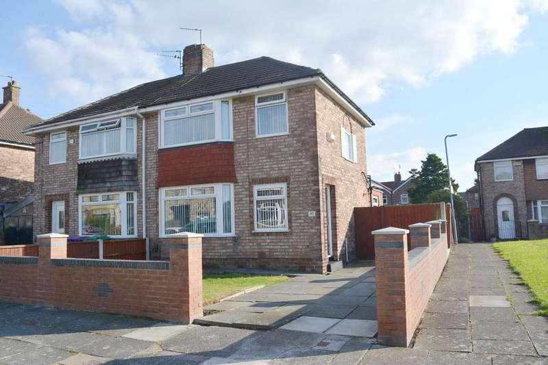 3 Bedrooms Semi Detached House for sale in Leafield Road, Liverpool, Merseyside, L25
