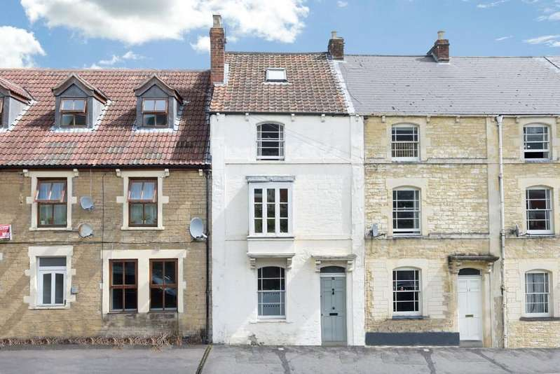 4 Bedrooms Terraced House for sale in Portway, Frome