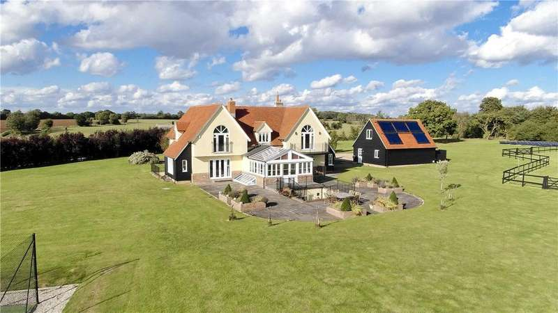 6 Bedrooms Detached House for sale in The Broadway, Dunmow, Essex