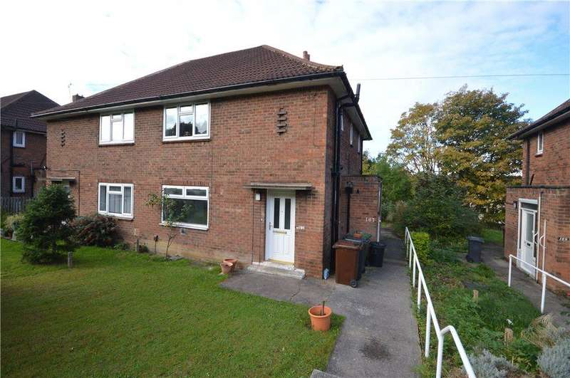 1 Bedroom Apartment Flat for sale in Queenswood Drive, Leeds, West Yorkshire