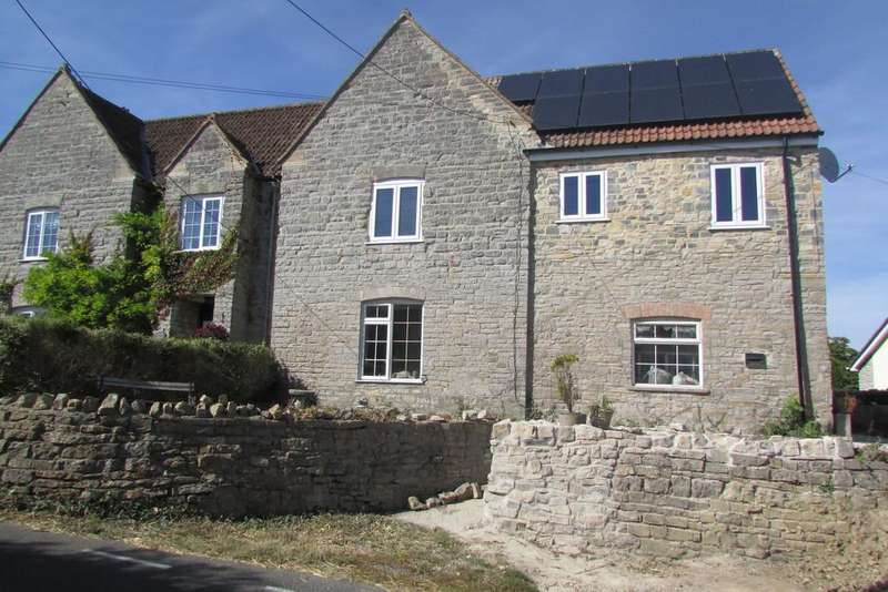 5 Bedrooms Semi Detached House for sale in Broadway, Chilton Polden