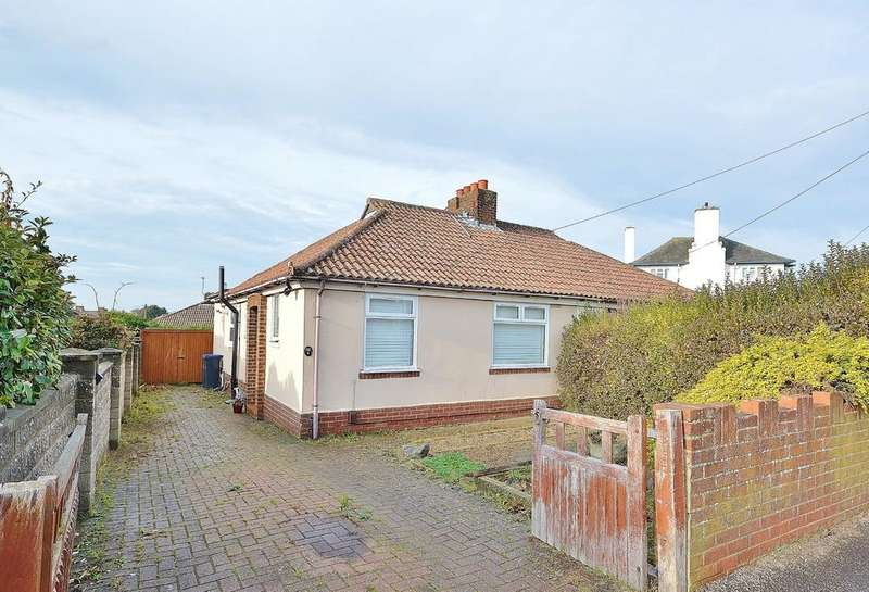 2 Bedrooms Semi Detached Bungalow for sale in Shoreham-by-Sea