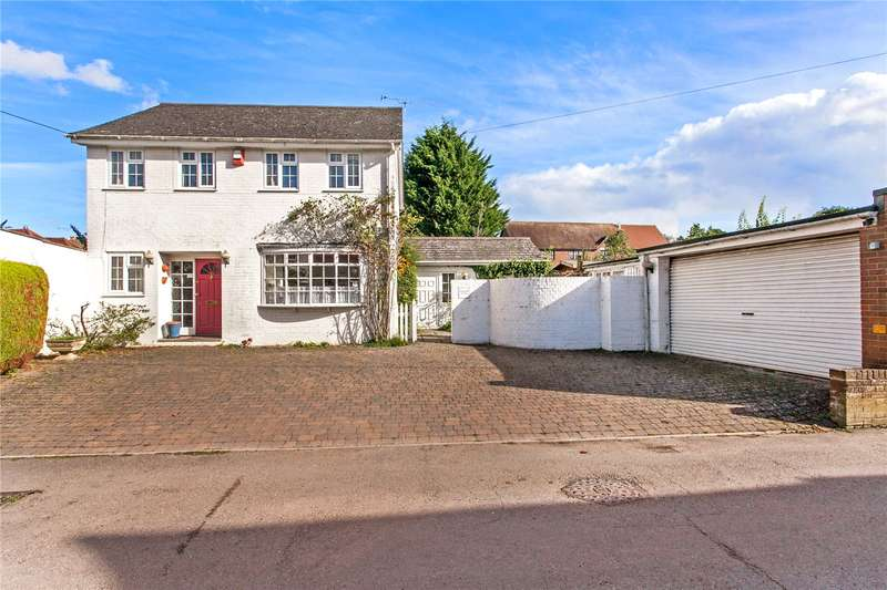4 Bedrooms Detached House for sale in The Drove, Twyford, Winchester, Hampshire, SO21
