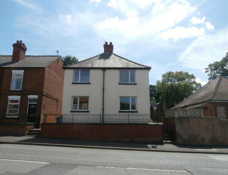 2 Bedrooms Semi Detached House for sale in Moorgate, Retford, DN22