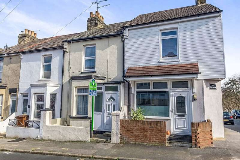 3 Bedrooms Property for sale in Baden Road, Gillingham, ME7