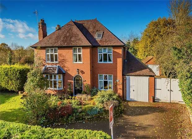 5 Bedrooms Detached House for sale in Bakers Croft, High Street, Gnosall, Staffordshire