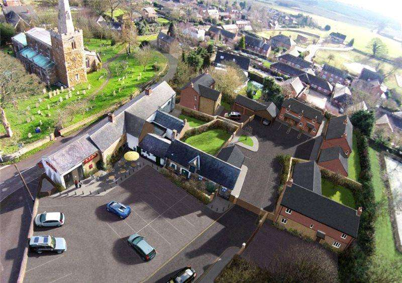 Land Commercial for sale in Main Street, Tilton On The Hill, Leicester
